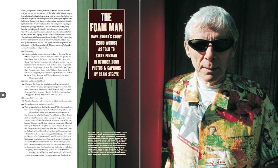 The Foam Man