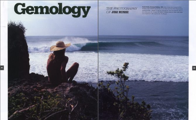 Gemology: Jim Russi Portfolio