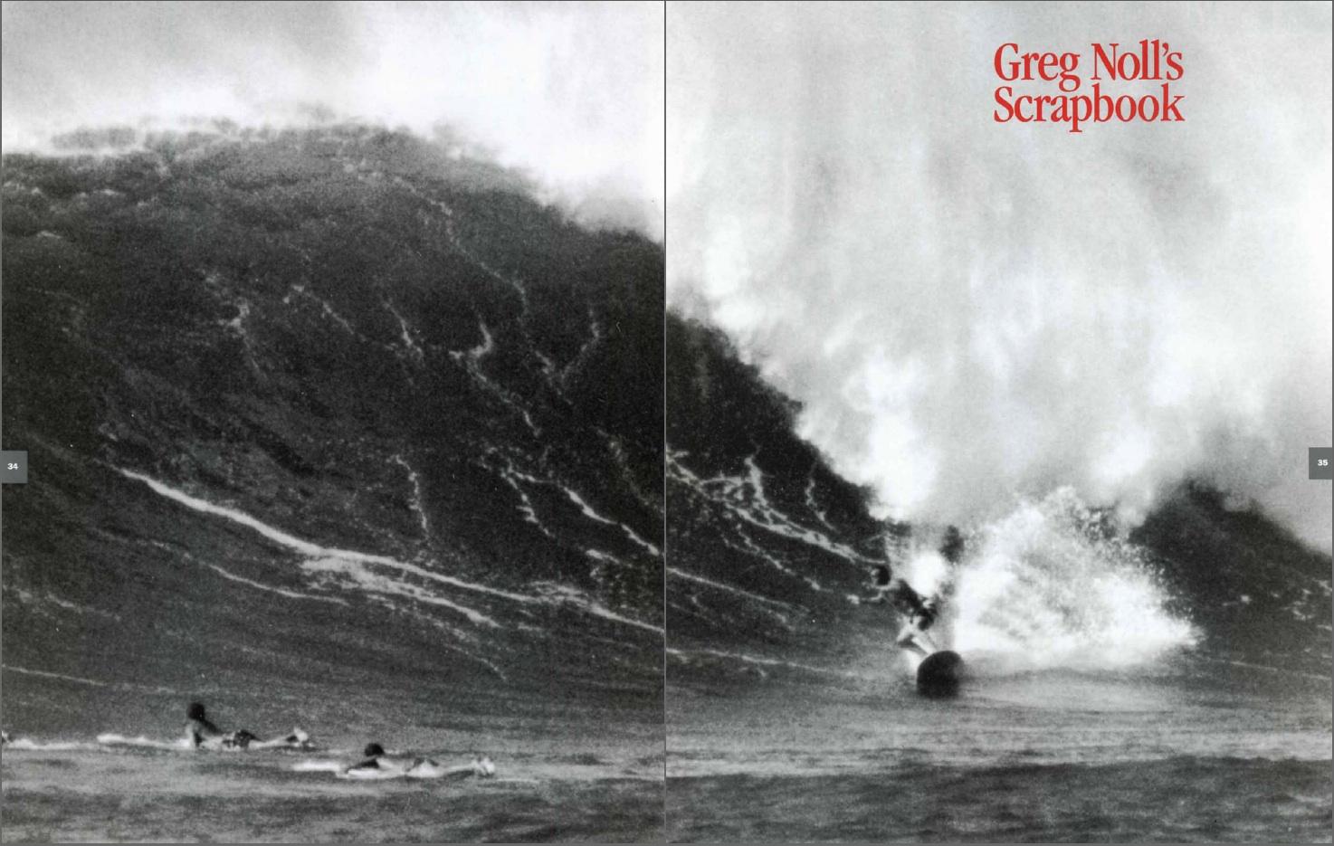 Greg Noll's Scrapbook