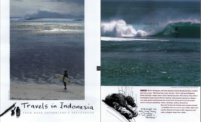 Travels in Indonesia