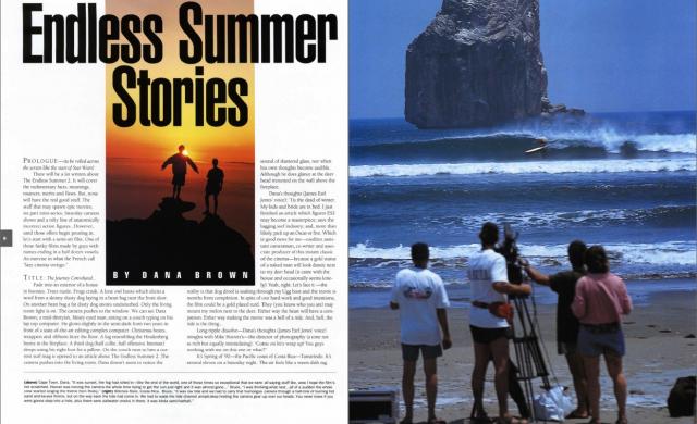 Endless Summer Stories