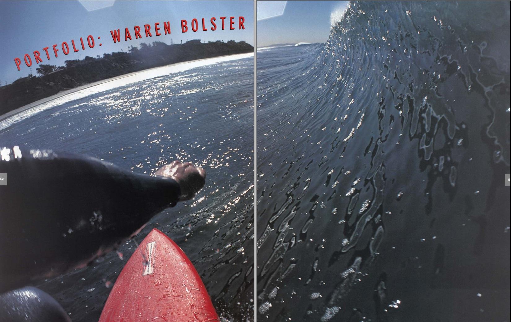 Portfolio: Warren Bolster
