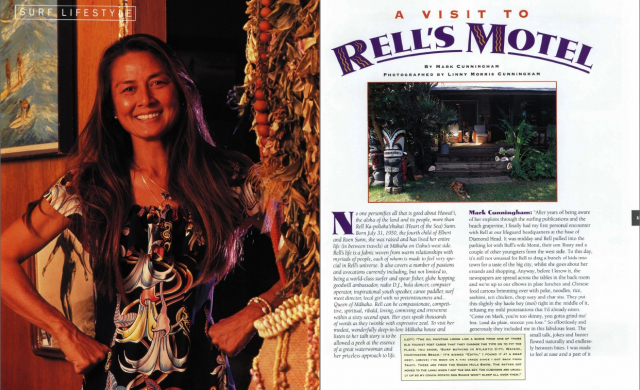 A Visit To Rell's Motel