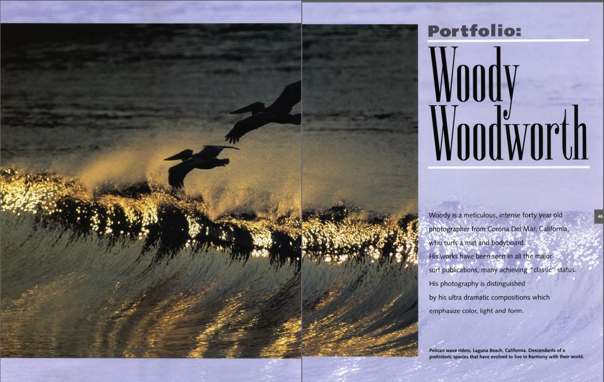 Portfolio: Woody Woodworth