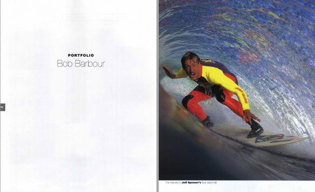 Portfolio: Bob Barbour