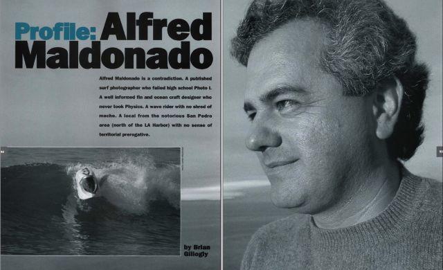 Alfred Maldonado