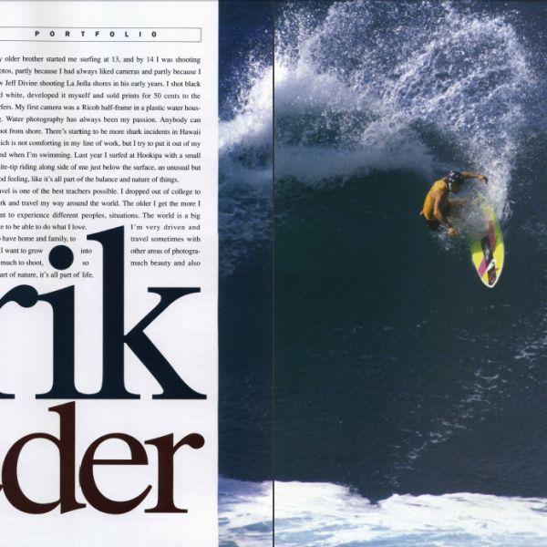 Portfolio: Erik Aeder