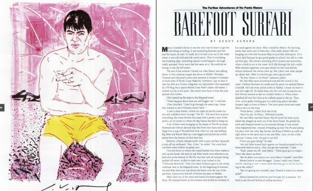 Barefoot Surfari