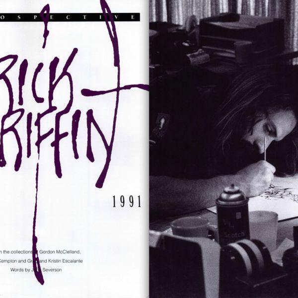 Retrospective: Rick Griffin