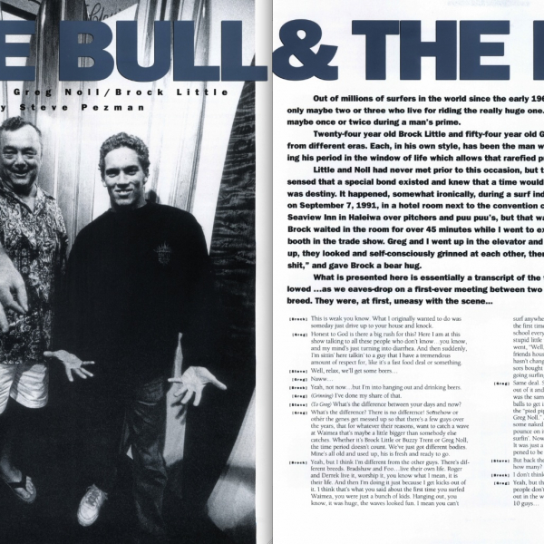 The Bull & The Kid