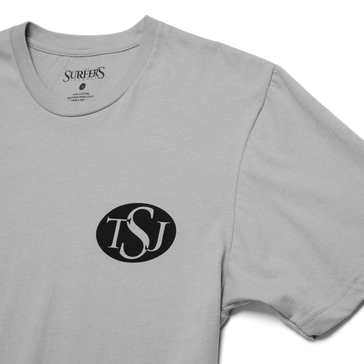 The Throwback Tee - Front