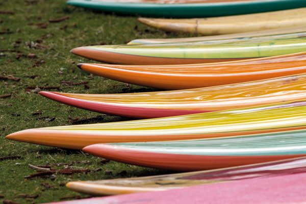 Candy-Colored Sled Show, by Simon Williams