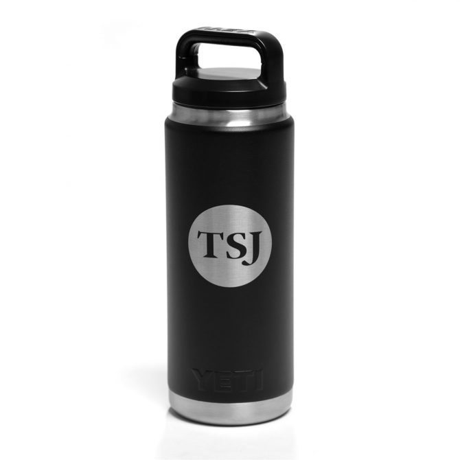 TSJ x YETI Rambler Bottle 26oz