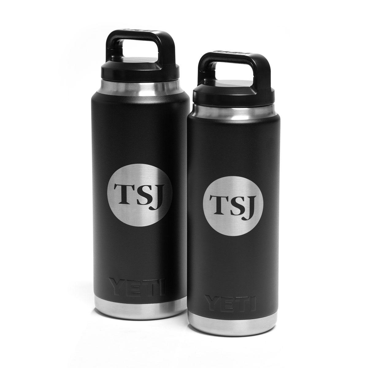 TSJ x YETI Rambler Bottles