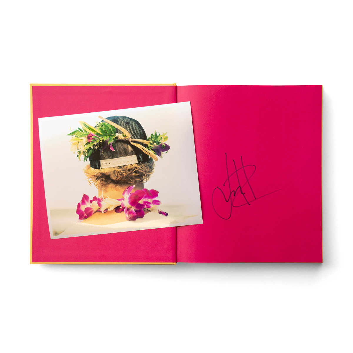 HI 1K Signed copy with signed print by Justin Jay