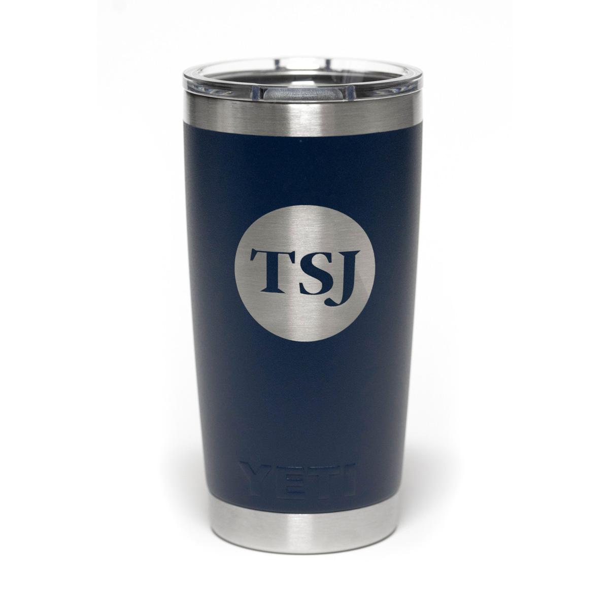 TSJ Yeti Rambler Cup | Navy Blue