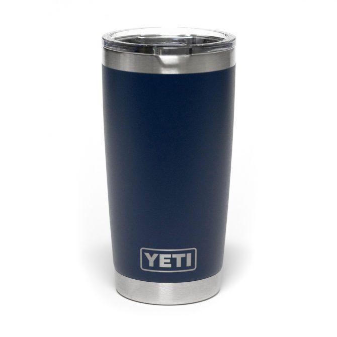 TSJ Yeti Rambler Cup   Navy Blue