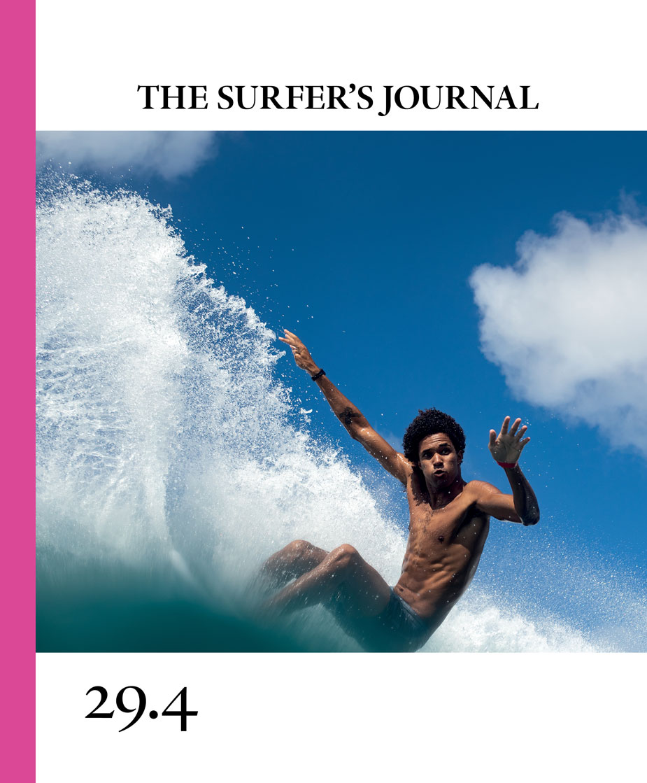 The Surfer's Journal 29.4