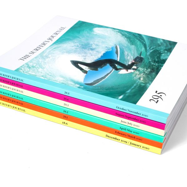 The Surfer's Journal - Issue Stack