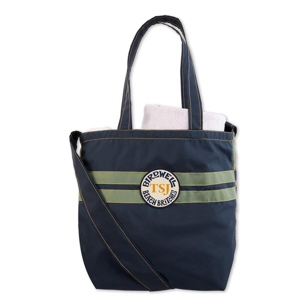 TSJ × Birdwell Tote Bag