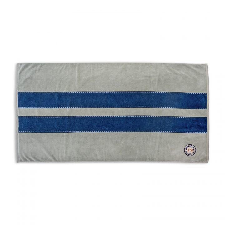 The TSJ × Birdwell Beach Towel