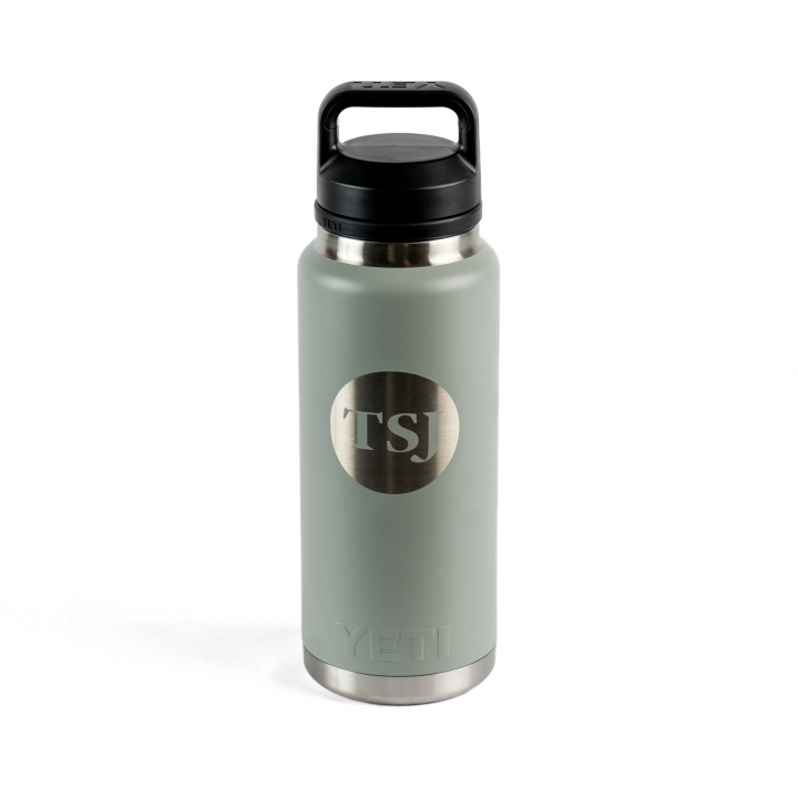 Rambler Bottle - Gray