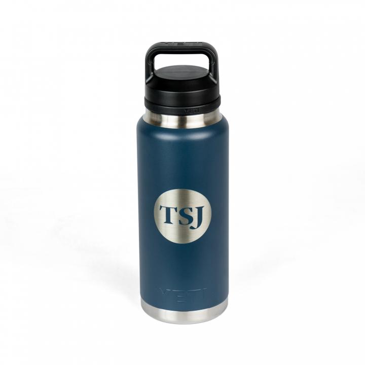 Rambler Bottle - Navy