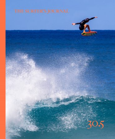 The Surfer's Journal 30.5